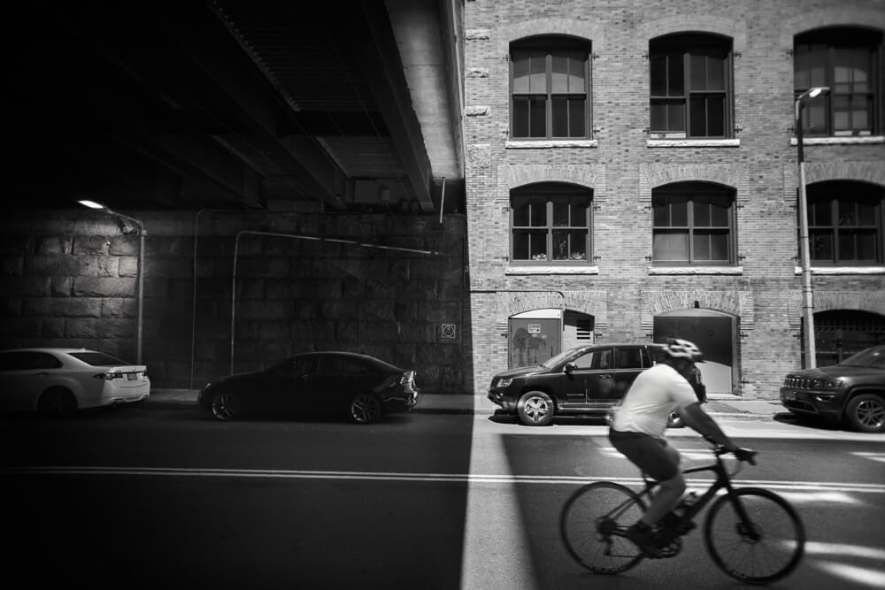 Overpass at Noon, Boston